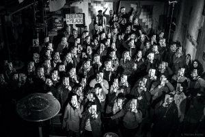 El Festival Solidario «Canto Urgente por Milagro» en el Nau Bostik, Barcelona