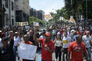 Las pensiones, batalla decisiva para el gobierno en Brasil
