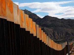 Behind the bipartisan wall