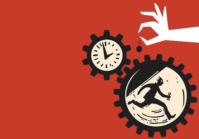 4 giorni  di lavoro a settimana per ridurre disoccupazione e stress