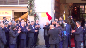 Abu Mazen: «Que los otros estados sigan el ejemplo del Vaticano»