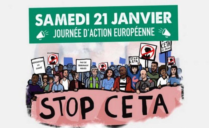 CETA, un traité pour les transnationales : les raisons de s'y opposer