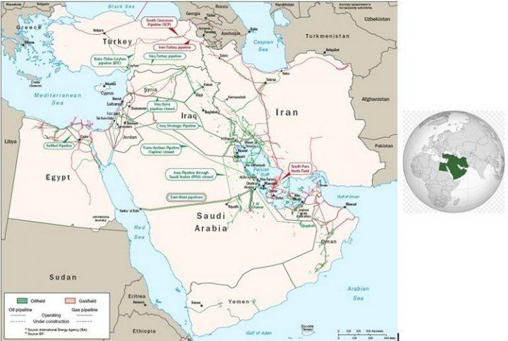 Comprendre la situation du Proche-Orient aujourd'hui. De 1945 à 1990, un  enjeu de la Guerre froide (2/3)