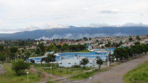 """Jujuy: la """"pileta"""" dello scandalo"""