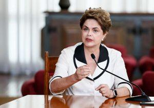 """Dilma Rousseff: """"Temer es un fantoche, una fachada"""""""