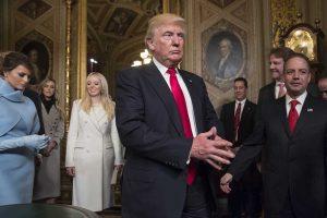 Donald Trump llega a la Presidencia de EEUU