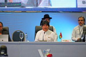 Morales llama a Trump a elaborar una adecuada política migratoria que respete DDHH