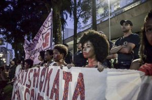 Brasil: ¡Basta de femicidios! Las mujeres tenemos derecho a la vida