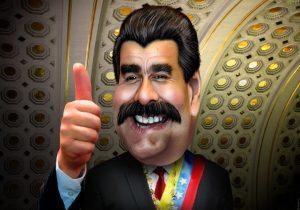 Le 10 vittorie del presidente Maduro nel 2016