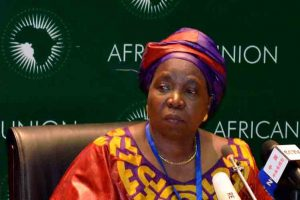 Unión Africana llama a consolidar la paz regional y global