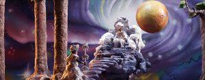 Candomblé: Animação conta a história da criação do universo pela voz de orixás