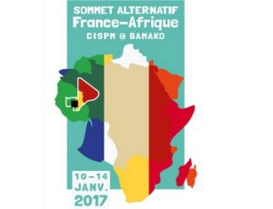 Sommet alternatif France-Afrique CISPM à Bamako
