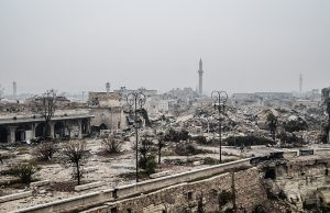 Syria and Aleppo – Old news media falling