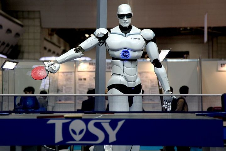 Poor Darwin – Robots, Not Nature, Now Make the Selection