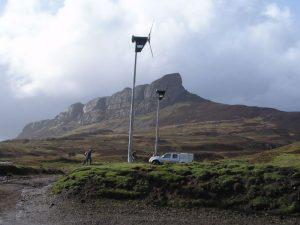 Scozia rinnovabile: 100% per l'isola di Eigg