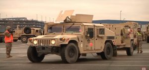 US Troops Enter Poland