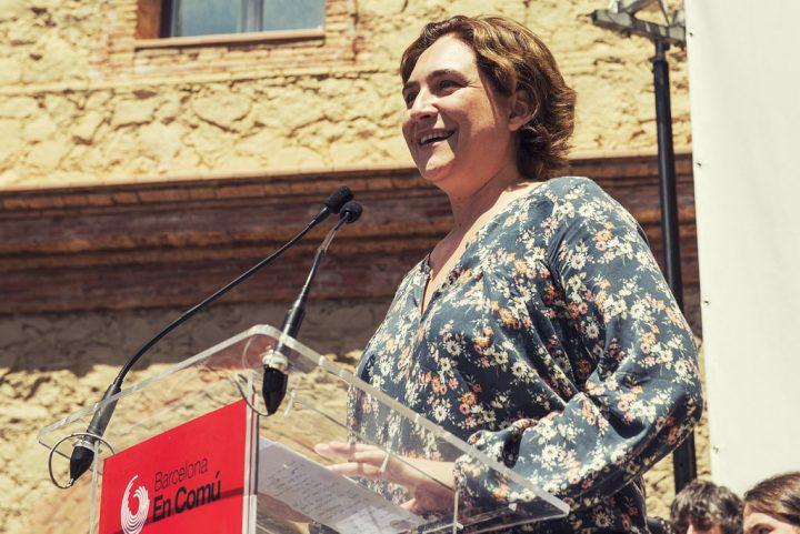 Ada Colau: Not in my name