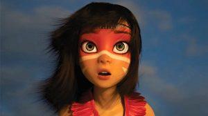 """""""Ainbo"""", nueva película peruana de animación, en el Film Market de la Berlinale 2017"""