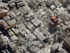 Terremoto: verso una ricostruzione comunitaria e sostenibile