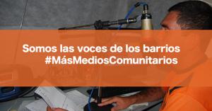 Ecuador: #MásMediosComunitarios