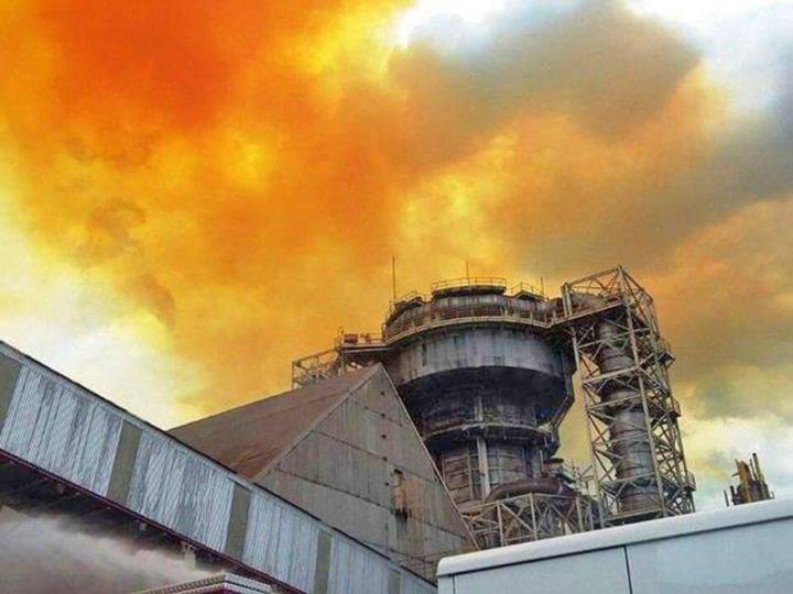 Mais uma da Vale: Cubatão registra vazamento do tóxico Nitrato de Amônio
