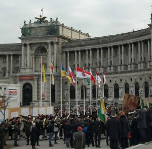 Bundespräsidenten-Angelobung: Van der Bellen appelliert an die Einigkeit des Landes