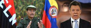 Colombia: negoziati di pace tra ELN e governo