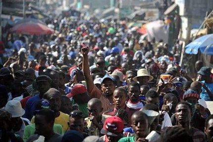 ¡Resistir el linchamiento de la libertad haitiana!