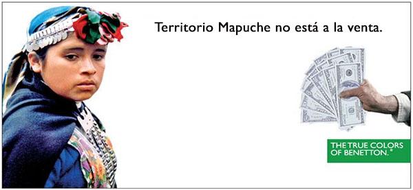 Ataque policial contra comunidad Mapuche que disputa territorio con Benetton