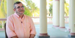 """Timochenko, líder de las FARC: """"Queremos juntar a todos los que están a favor de la paz"""""""