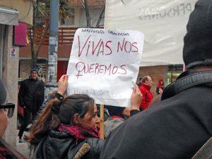 #NiUnaMenos Mar del Plata rechaza la elección de la Reina del Mar