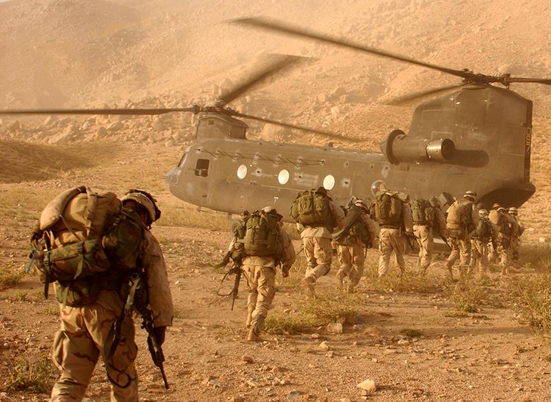 Letter to Trump: End U.S. War in Afghanistan