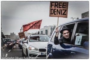 Solidarität mit Deniz Yücel