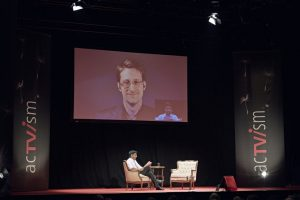 Video-Interview mit Edward Snowden vom 15. Januar komplett auf deutsch