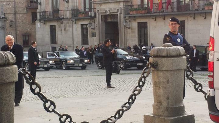 Visita Macri a Madrid