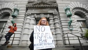 Appeals Court Upholds Injunction on Trump Travel and Refugee Ban