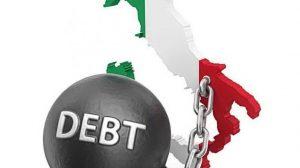 Quel debito che non cala mai