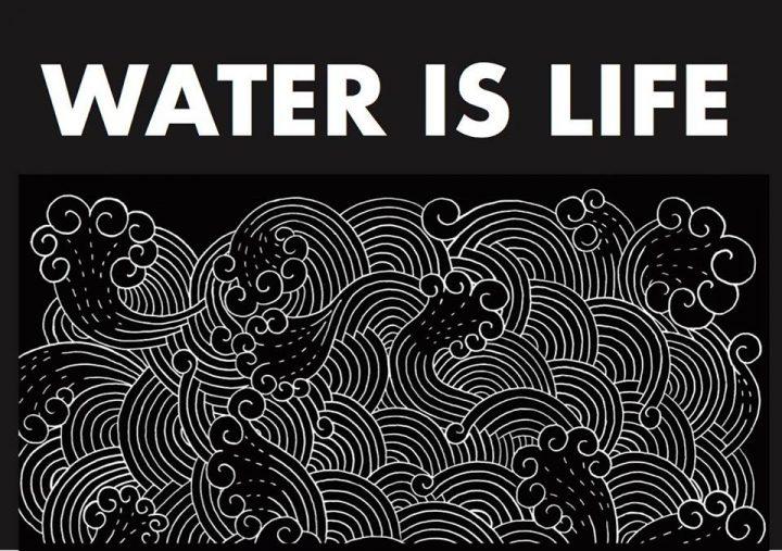 DefundDAPL Demos in New York und Berlin: Wasser ist Leben!