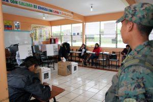 Ecuador: elecciones con filtro