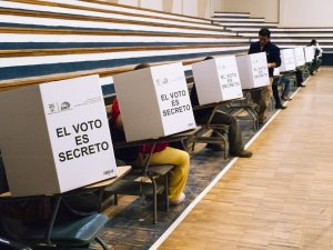 Ecuador checks 'Voting at Home' procedures for 2021 elections