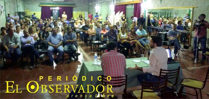 Informe salud Chabás: atrévete a saber