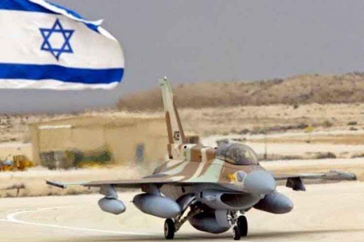 Cazas israelíes atacaron región siria del Qalamun