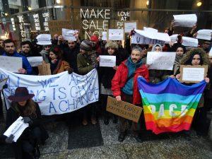 Milano, studenti di tutto il mondo per i diritti dei migranti