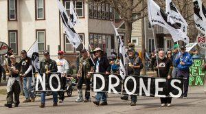 Nein zu Drohnen und Krieg – Stopp Ramstein 2017