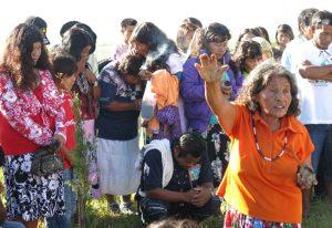 Em memória de Sepé Tiaraju, povo Guarani Mbya reafirma luta pelos territórios tradicionais