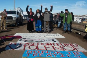 North Dakota Governor orders evacuation of protest camps at Standing Rock