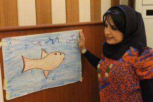 Art-Therapy nei campi profughi nel Kurdistan iracheno
