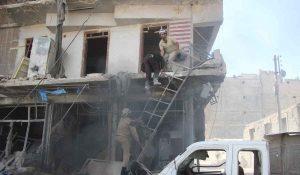 Caschi Bianchi: farsa mediatica contro la Siria
