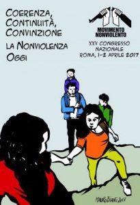 XXV Congresso del Movimento Nonviolento: la premessa