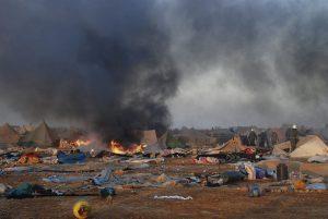 Repressione dei diritti umani nel Sahara Occidentale